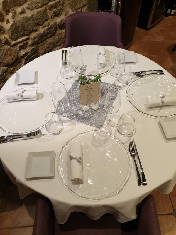 Réception et évènementiel à Pleudihen sur Rance, restaurant gastronomique