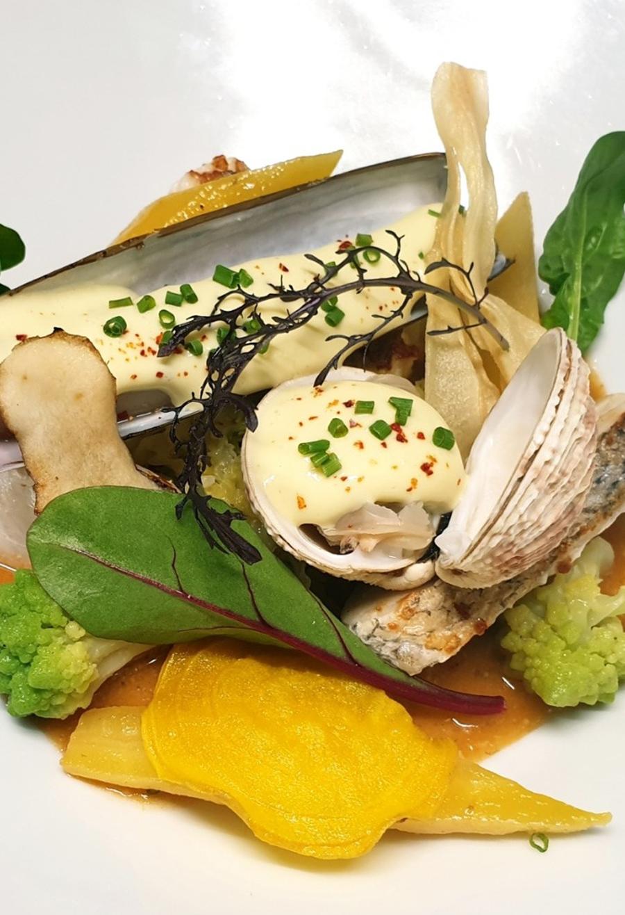 LUDOVIC DIRSCHERL, restaurant gastronomique à Pleudihen sur Rance