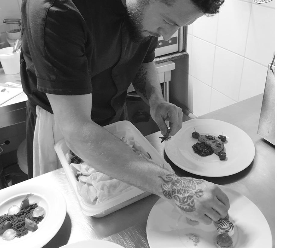 LUDOVIC DIRSCHERL - Restaurant l'Osmose à Pleudihen sur Rance