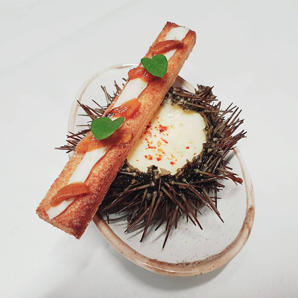 Cuisine créative - Restaurant l'Osmose à Pleudihen sur Rance