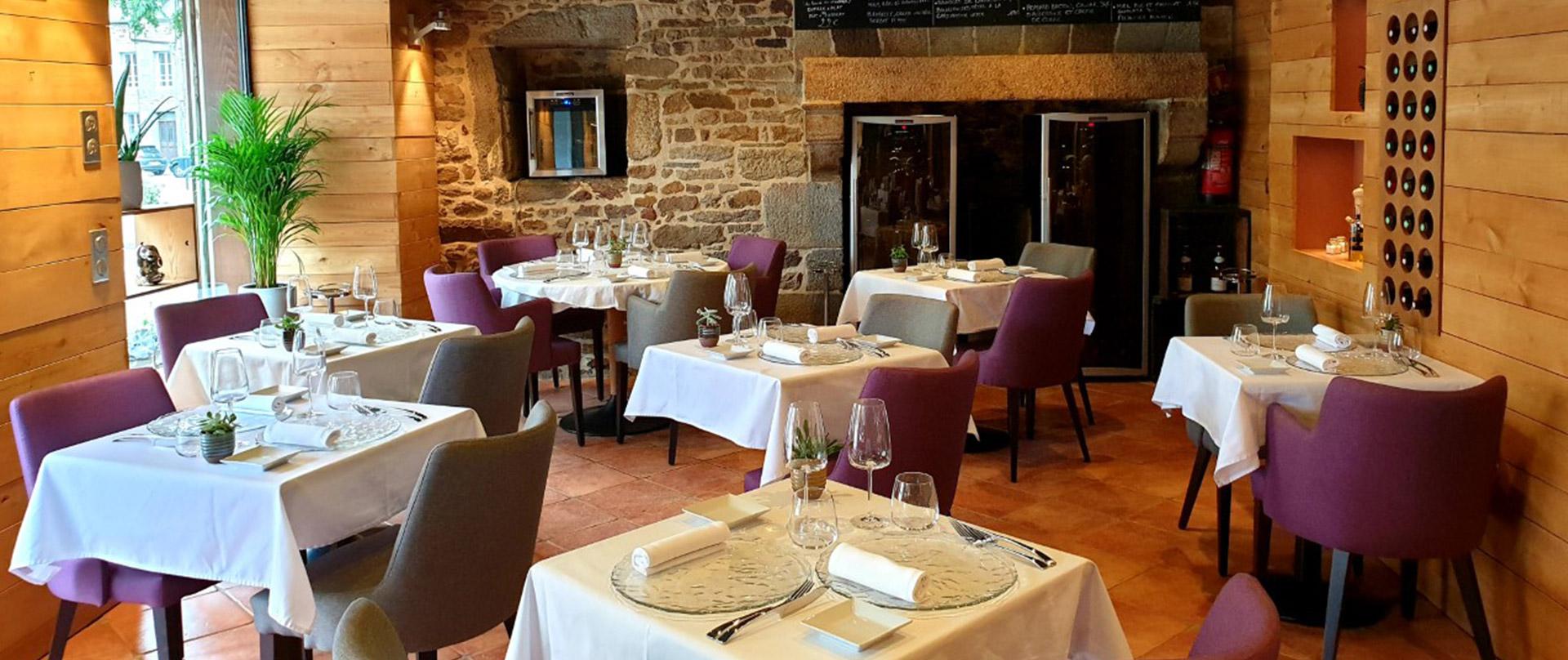 Restaurant Gastronomique à Pleudihen sur Rance (35)