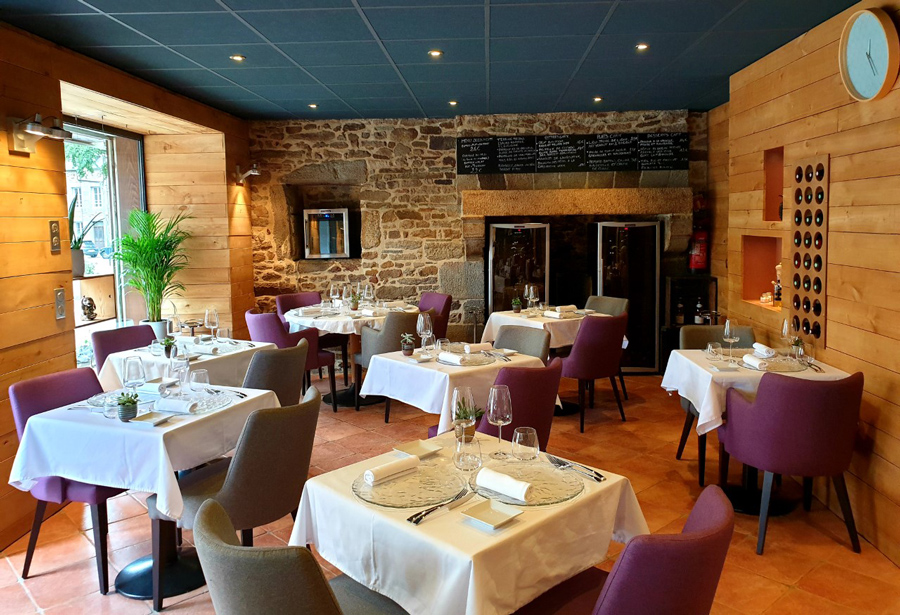 Restaurant l'Osmose à Pleudihen sur Rance